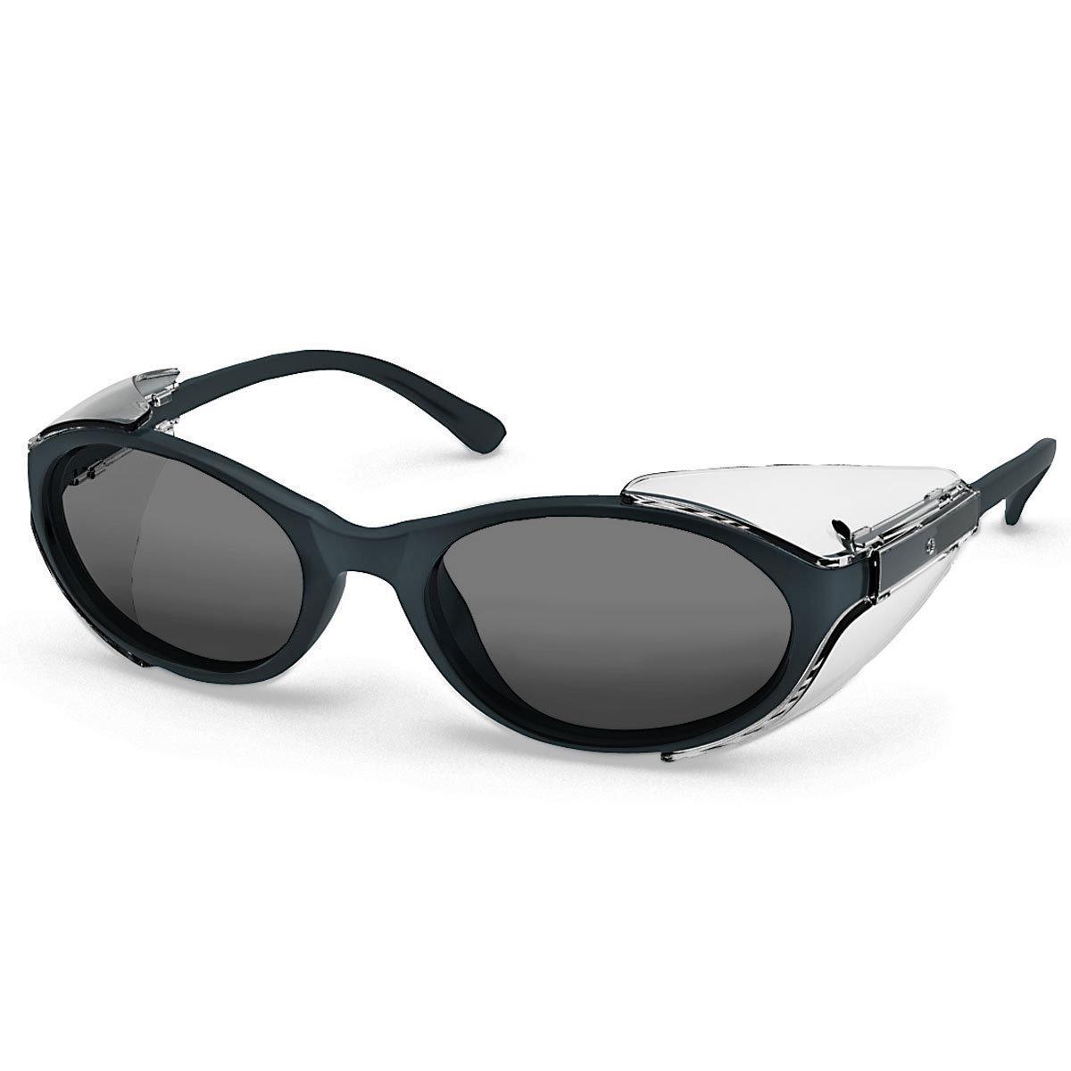 Uvex Korrektionsschutzbrille RX 5504 - grau getönt