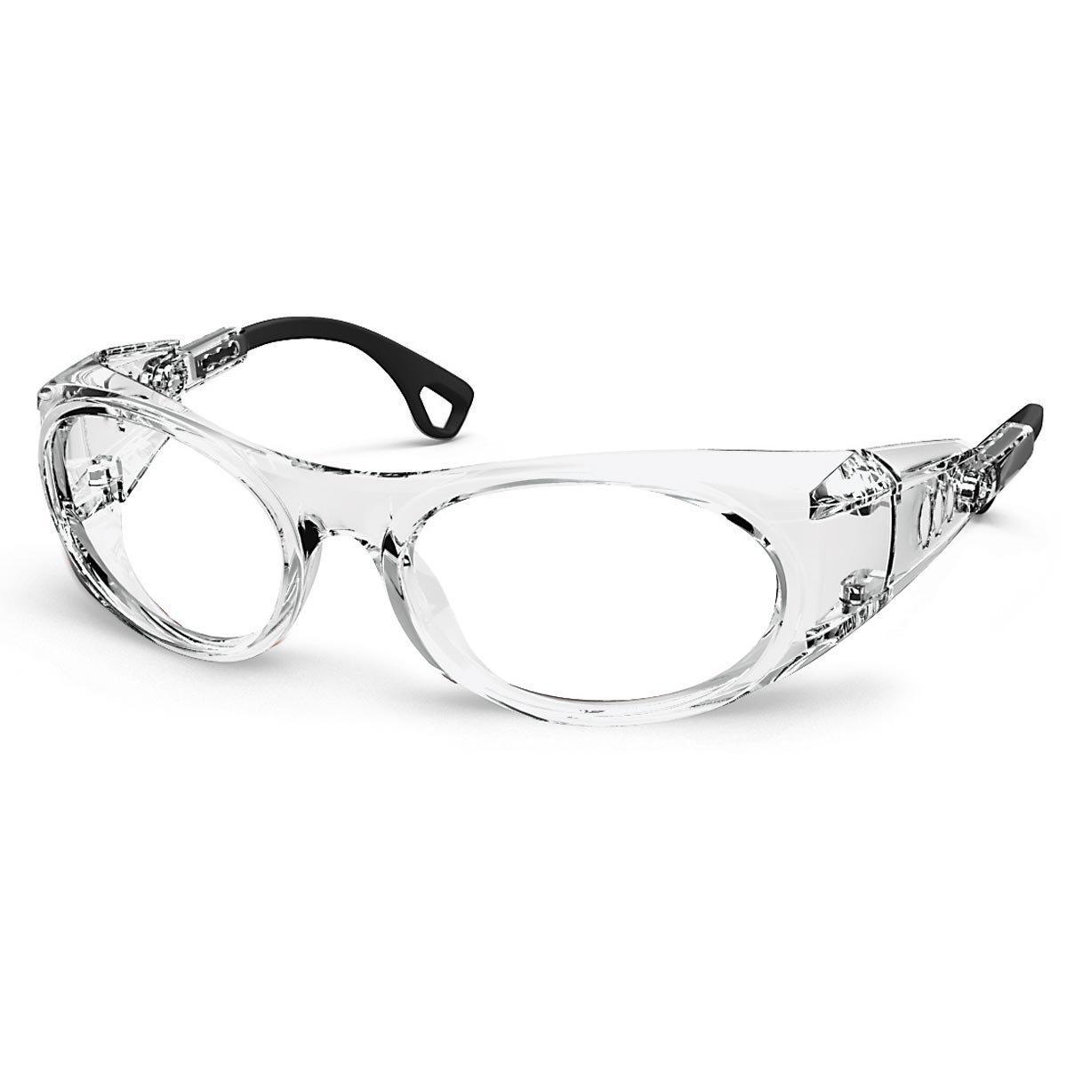 Uvex Korrektionsschutzbrille RX cd 5505 transparent - Keine Entspiegelung