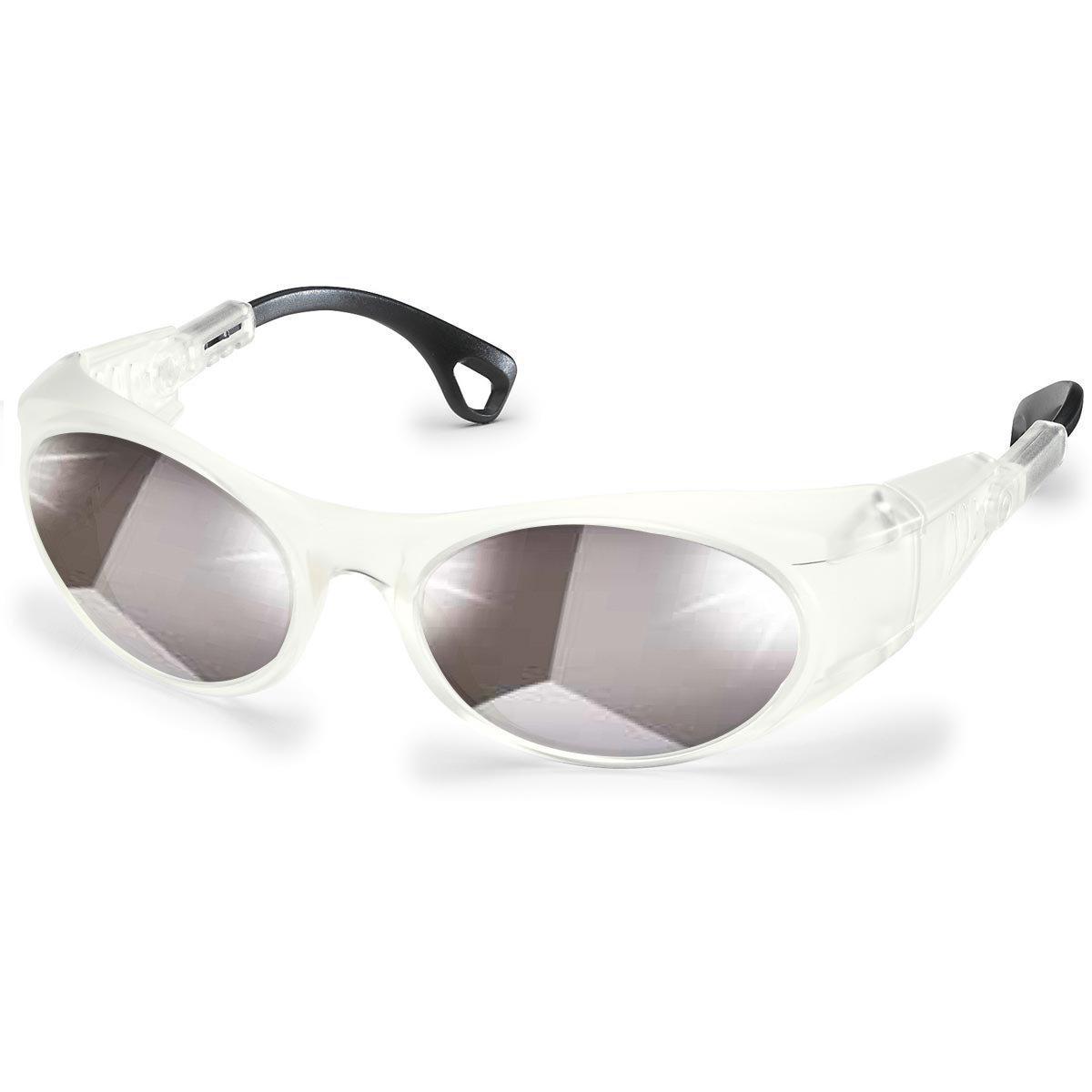 Uvex Korrektionsschutzbrille RX cd 5505 matt - Selbsttönend