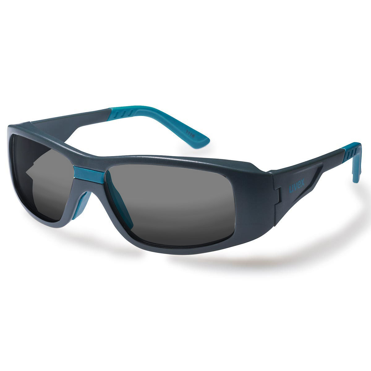 Uvex Korrektionsschutzbrille RX sp 5519 - grau getönt