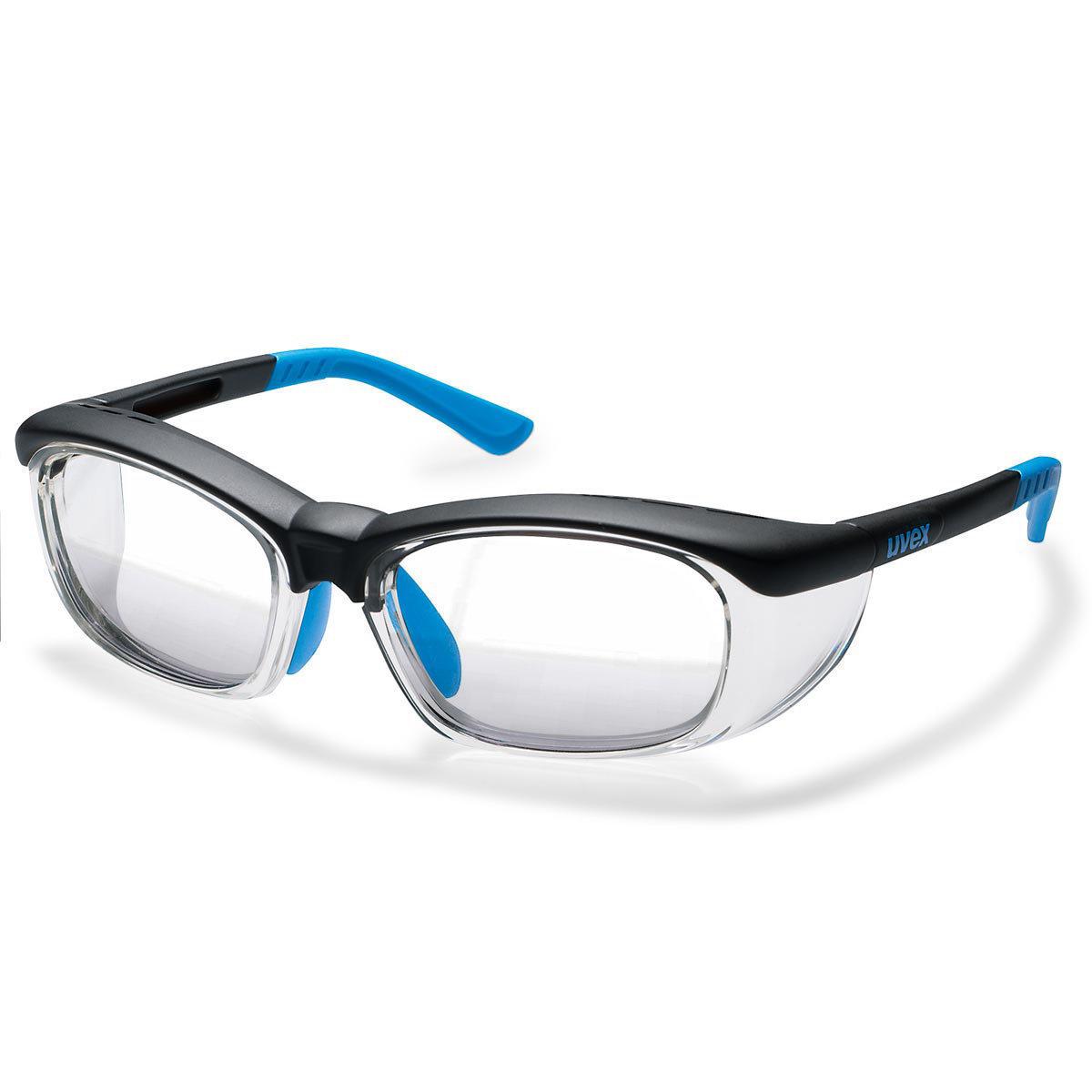 Uvex Korrektionsschutzbrille RX cd 5514 - UV blue protect